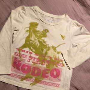 Girls Country Shirt - Size 5T